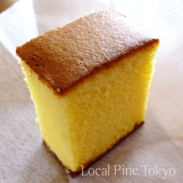 カステラ 長崎 おいしい NPO法人ローカル・パイン・トーキョー