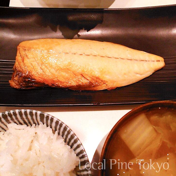 NPO法人ローカル・パイン・トーキョー さば 鯖の塩焼き おいしい