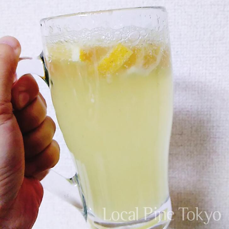 NPO法人ローカル・パイン・トーキョー マルシェ 広島県 美味しい レモン 自然農法 レモン酒