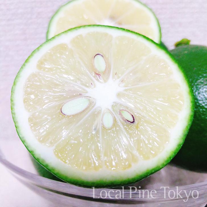 NPO法人ローカル・パイン・トーキョー マルシェ 佐賀県 美味しい グリーンレモン