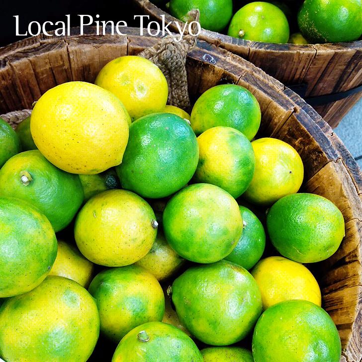 NPO法人ローカル・パイン・トーキョー マルシェ 佐賀県 美味しい マイヤーレモン