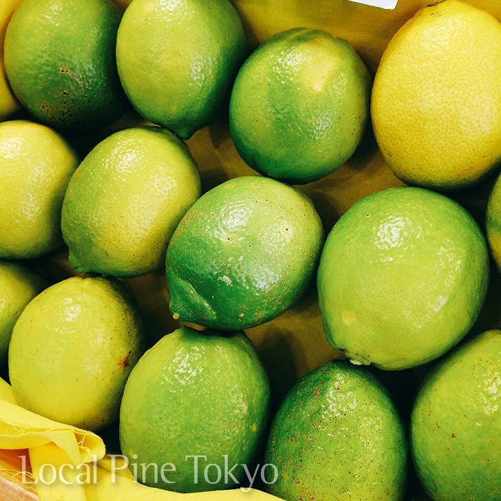 NPO法人ローカル・パイン・トーキョー マルシェ 広島県 美味しい レモン 自然 リスボン