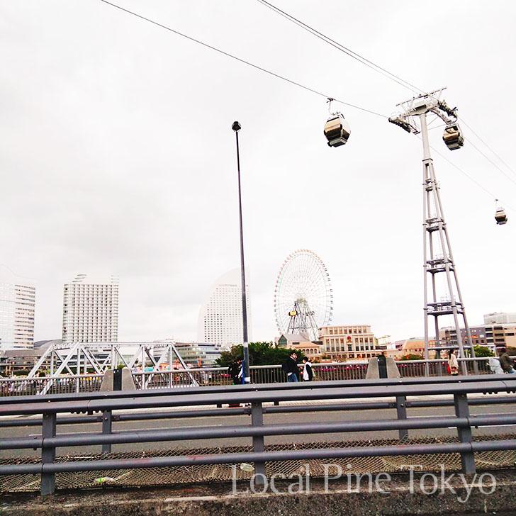 NPO法人ローカル・パイン・トーキョー マルシェ 横浜 神奈川県 ヨコハマエアキャビン